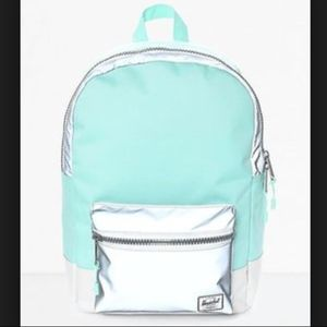 ad270bab1b8 Herschel Supply Company Bags - Herschel Settlement Lucite Green Reflective  Bag